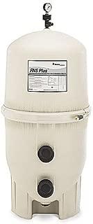Pentair 180007 FNS Plus Fiberglass Reinforced Polypropylene Material, Vertical Grid, D.E. Pool Filter, 36 Square Feet, 72 GPM