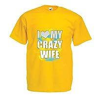 Unicità - questa T-shirt realizzata a mano è unica nel suo genere e farà sicuramente passare il messaggio e vi farà divertire tutto l'anno. Distinguetevi dalla folla con il nostro design unico prodotto da Lepni.Me Graphics Studio, le camicie che perm...