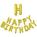 Globos inflables de aluminio para decoración de cumpleaños, globos de fiesta