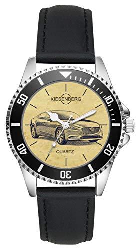 KIESENBERG Uhr - Geschenke für 6 III Modellpflege Fan L-4763