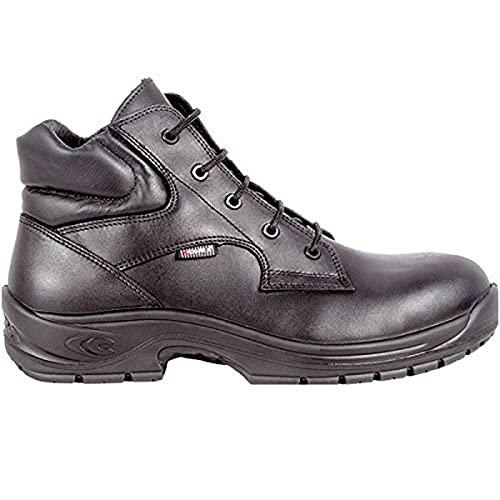 Cofra 10013–000.w47Talla 47S3HRO SRC–Zapatillas de Seguridad de Perchero, Color Negro