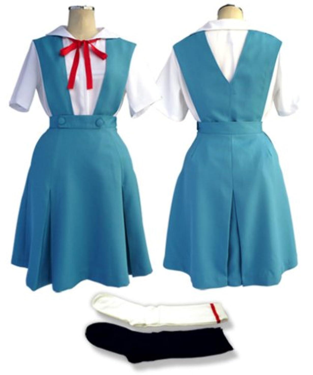 詩人独特の道に迷いました新世紀エヴァンゲリオン 第三新東京市立第壱中学校女子制服 公式 コスチューム レディース Lサイズ