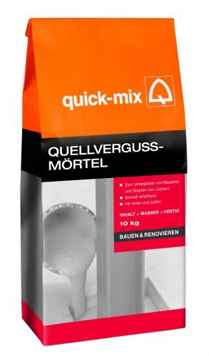 Quick-Mix Quellvergussmörtel 10 kg