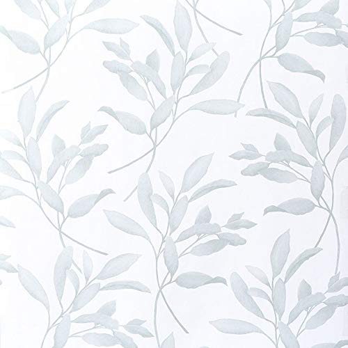 Kenay Home Nature Wallpaper Papel Pintado, Verde, 53cmx10m (AnchoxLargo)