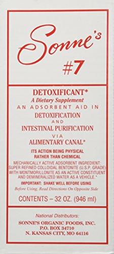 Sonne's Detoxification No 7, 32 Fluid Ounce