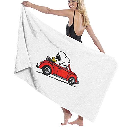 N+A Snoopy 1 toalla de baño de secado rápido
