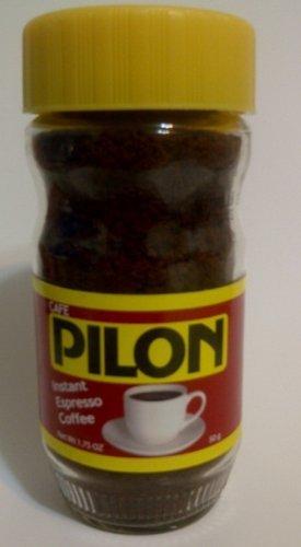 Cafe Pilon Instant Espresso Coffee 1.75oz (2pack)