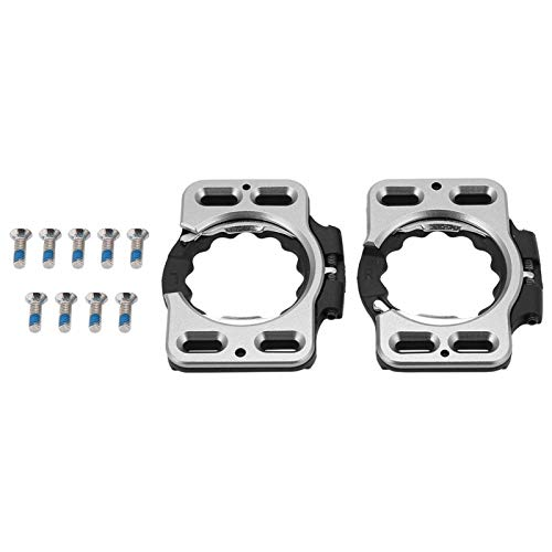 Yosoo Health Gear Road Bike Cleats, 1 Pair Quick Release Cycling Pedal Cleat Cover for SpeedPlay Zero