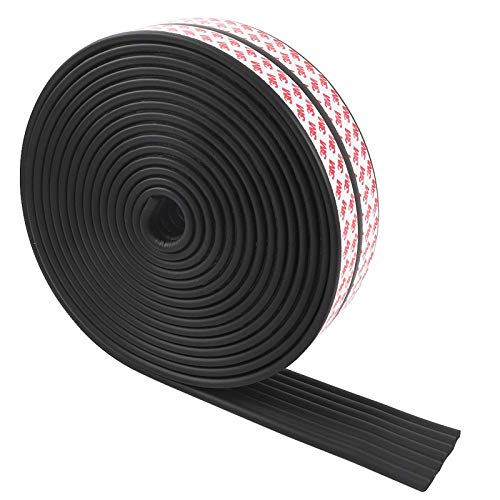 Baby Proofing Edge Guards 29.5ft Edge Protectors, 3M Pre-Taped, for Table, Desk, Fireplace(Black)