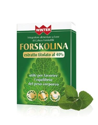 Winter - Forskolina Estratto titolato al 40% - 15 compresse