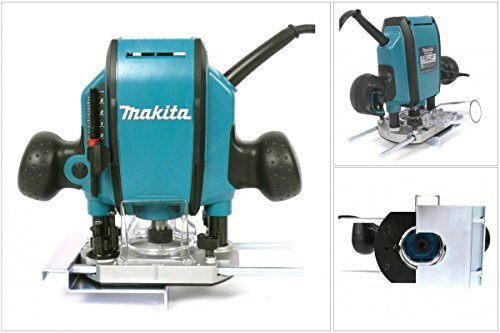 Makita RP0900, 900 W, Schwarz, Blau