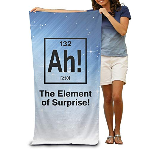 Element Of Surprise Zacht Snel Drogen Strandhanddoek Zwembad Handdoek 130x80cm