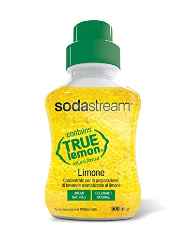 SodaStream Concentrato per la preparazione di bibite al gusto di Limone