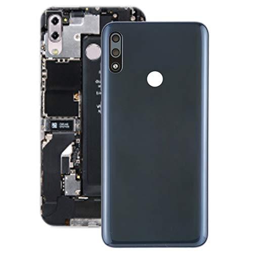 Liaoxig ASUS Spare Batterie-rückseitige Abdeckung mit Kameralinse und Seitentasten for Asus Zenfone Max Pro (M2) ZB631KL (Dunkelblau) ASUS Spare (Farbe : Dark Blue)