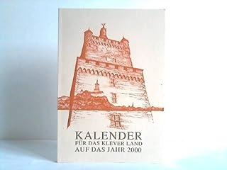 Kalender für das Klever Land auf das Jahr 2000, 50. Jahrgang