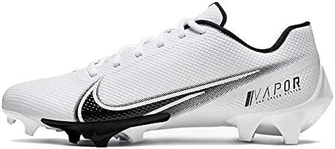 Nike Vapor Edge Speed 360 Mens Football Cleat Cd0082-100 Size 10.5 White/Black