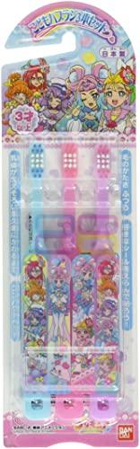 こどもハブラシ3本セット トロピカル~ジュ!プリキュア