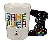 MC Trend Game Over - Taza de café con mango de control