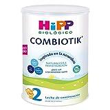 Combiotik Leche de Continuación Biológico - 800 gr...