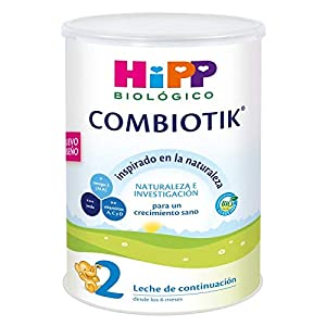 Combiotik Leche de Continuación Biológico - 800 gr