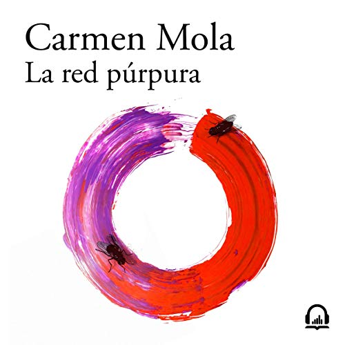 La red púrpura [Purple Net] audiobook cover art
