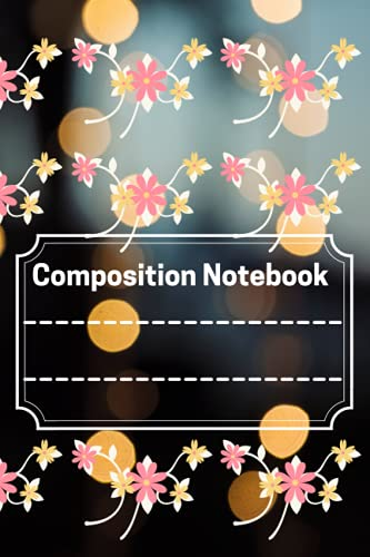Compare Textbook Prices for Black Light Composition Notebook: Black Light Kids Primary Aim & Objective composition notebook    Cute Black Light Notebook For Girls or Boys - Wide ... Black Light Composition Notebook For School  ISBN 9798510672046 by Store, Note Book