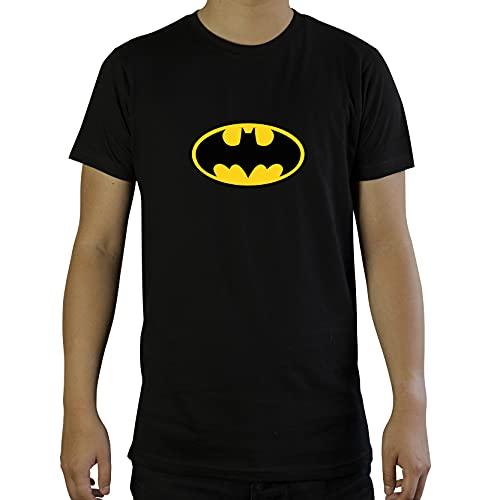 DC Comics - Batman - Camiseta Hombre (XXL)