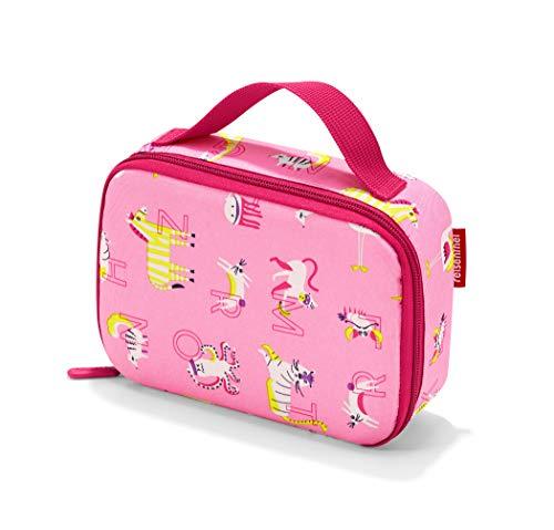 Reisenthel thermocase Kids ABC Friends Pink Bagage Enfant 20 Centimeters 1.5 Rose (ABC Friends Pink)