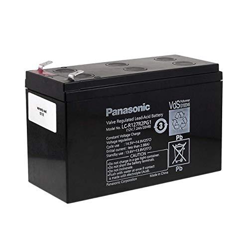 Panasonic Bleiakku LC-R127R2PG1 12V / 7,2Ah - USV, 12V, Lead-Acid