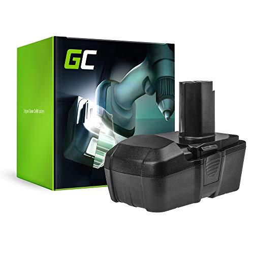 GC® (2Ah 18V Ni-MH cellen) 451379001019 Accu Batterij Vervangend batterijpakket voor Einhell Elektrisch gereedschap