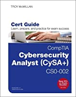 CompTIA Cybersecurity Analyst (CySA+) CS0-002 Cert Guide, 2nd Edition Front Cover