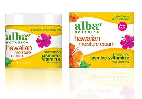 Alba Botanica Crème hydratante - Enrichie en jasmin et en vitamine E - 90 ml