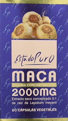 Tongil Estado Puro Maca 2000 mg Pack 2 unidades (60+60 cápsulas) (2)