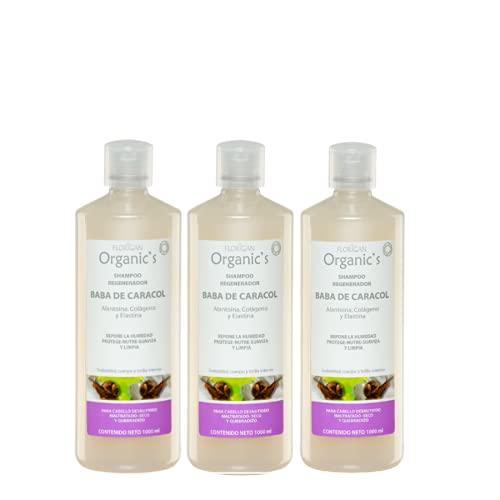 Max 83% OFF Moisturizing Shampoo Baba 35% OFF de 1lt. 3 units Caracol