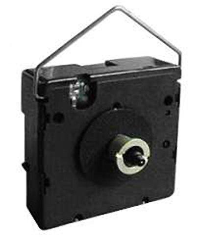 VS-ELECTRONIC - 250003 Funkuhrwerk DCF-77  Kunststoffgehäuse  schwarz 700003