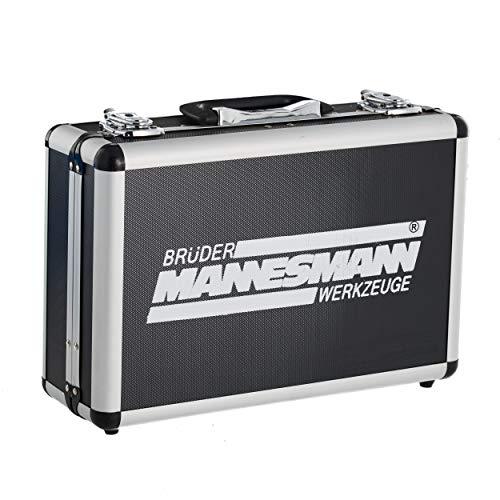 Brüder Mannesmann Werkzeug 90-teiliger Werkzeug-Koffer, M29067