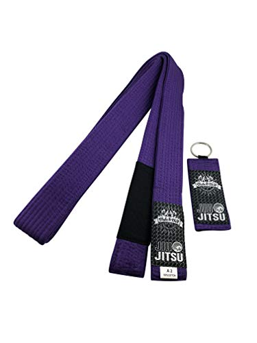 Choke&Chill BJJ Brazilian Jiu-Jitsu Belt...