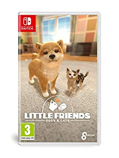 Little Friends: Dogs & Cats (B07P96LW8B) | Amazon price tracker / tracking, Amazon price history charts, Amazon price watches, Amazon price drop alerts