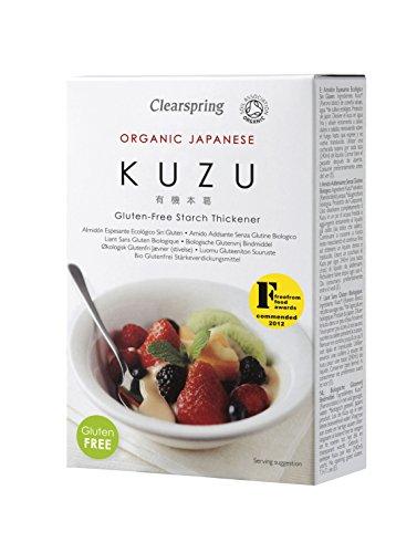 Clearspring Amido di radice di Kuzu Root 125g