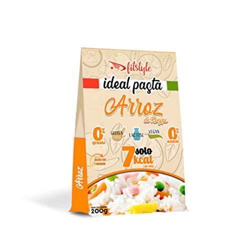 FITstyle Ideal Pasta Arroz de Konjac - 200 gr