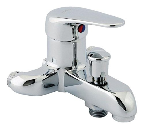 Grifo baño ducha renovalux–distancia entre orificios 80