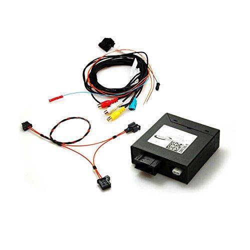 Kufatec 38218 Multimedia-Adapter Basic für Audi mit MMI 3G, 1x Video in