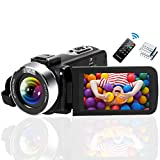 Camcorder Video Camera 2.7K 42MP Camcorder Video Camera with 3.0 Inch Rotatable Screen