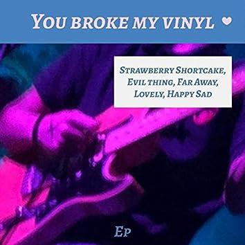 You Broke My Vinyl