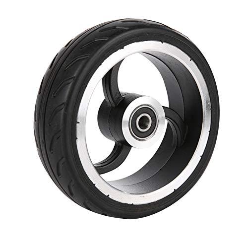 VGEBY Neumático de Scooter eléctrico de 5.5 Pulgadas, reemplazo de neumático de Scooter eléctrico de Rueda Trasera sólida