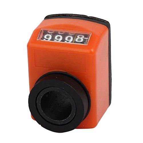 sourcingmap® 14mm Bohrungsdurchmesser Digitale Positionsanzeige Zähler Maschine Zubehör de