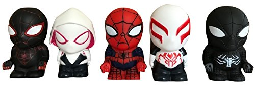 Marvel Spider-Man Squirter Toys