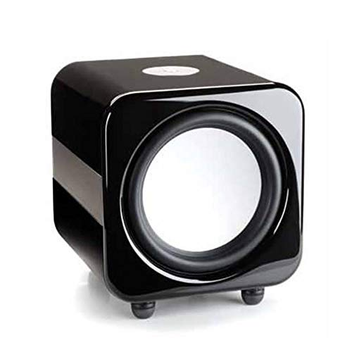 Read About Monitor Audio- Apex AW-12 Subwoofer (Black Metallic)