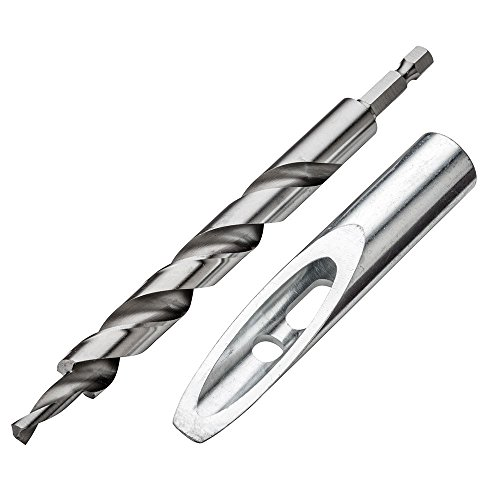 HD Drill Bit and Guide for Kreg Foreman Pocket...