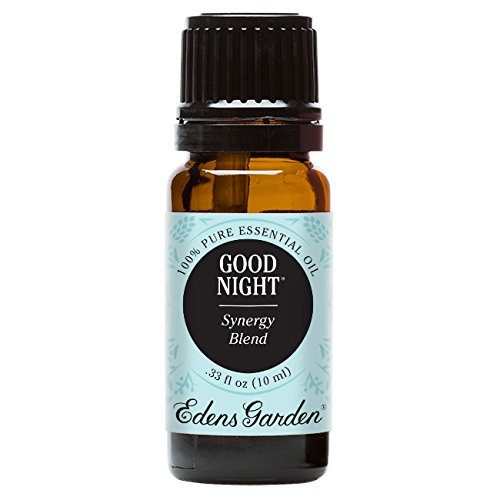 Edens Garden Good Night Essential Oil Synergy Blend, 100% Pure Therapeutic Grade (Anxiety & Sleep) 10 ml